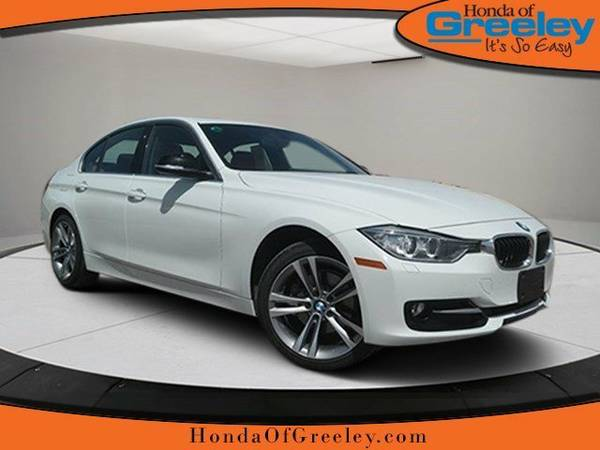 2015 BMW 3 Series 4dr Sdn 328d xDrive AWD 4dr Car