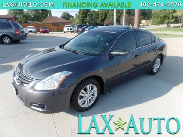 2012 Nissan Altima 2.5 SL * Only 53,298 miles! Back up cam! Sunroof!