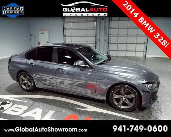 2014 *BMW* *3* *Series* 328i *Over 100 in Stock-Indoor Showroom-SR 64