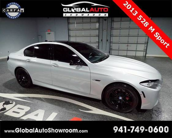 2013 *BMW* *5* *Series* 528i *Over 100 in Stock-Indoor Showroom-SR 64