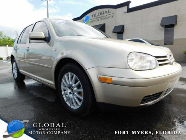 2005 Volkswagen Golf GLS - TDI Diesel - Super Clean