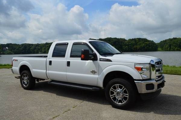 2011 Ford Super Duty F-350 SRW XL Diesel 4x4