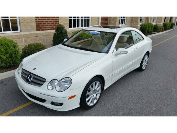 2007 MERCEDES-BENZ CLK-CLASS CLK350 COUPE,1st Time Buyers, Good/Bad/No