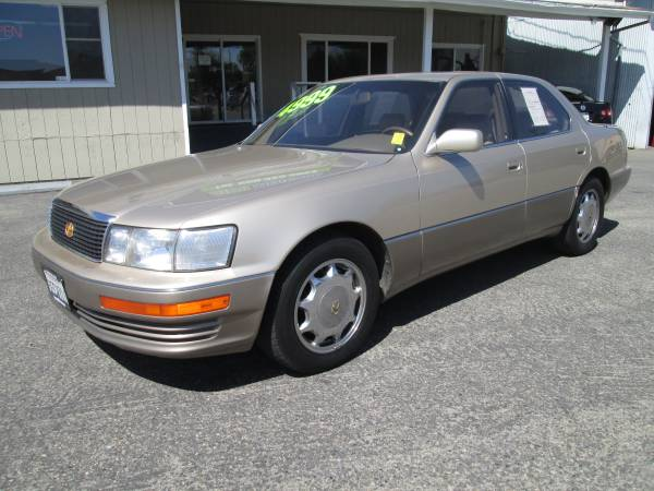 1993 LEXUS LS 400 * FULLY LOADED END OF THE MONTH SALE @ AUTO MERCADO
