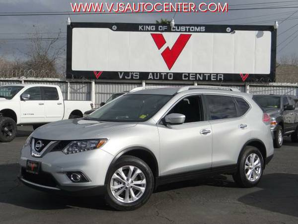 2015 NISSAN ROGUE SV ▓ LOW MILES.. GREAT LOOKING SUV..