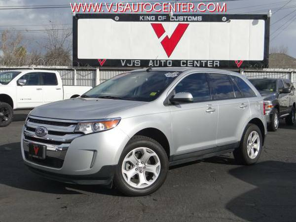 2013 FORD EDGE SEL ▓ PRICE REDUCED $16,700*...SUPER CLEAN...