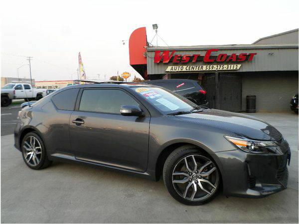 2014 *Scion* *tC* Hatchback Coupe 2D -BAD/NO CREDIT APPROVED