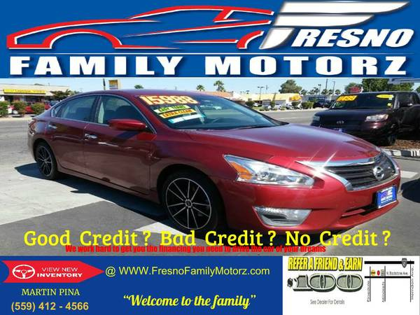2013 NISSAN ALTIMA *was $15,999 now $14,999!! great DEALS!!