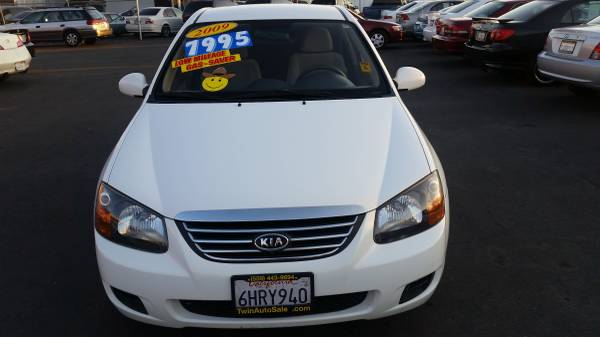 ***2009 Kia Spectra EX,4Cyl,Automatic,69K Mikes,Clean Title***