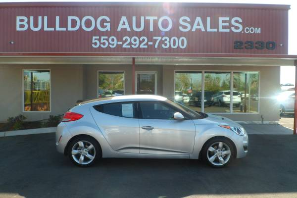 LABOR DAY SPECIAL 2013 HYUNDAI VELOSTER
