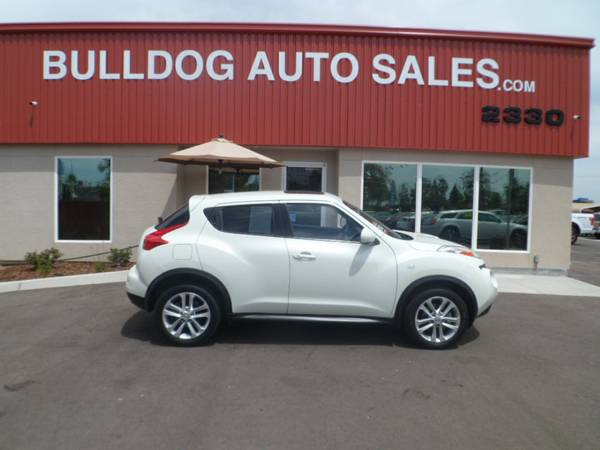 LABOR DAY SPECIAL 2012 NISSAN JUKE