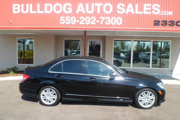 LABOR DAY SPECIAL 2009 MERCEDES BENZ C300 SPORT