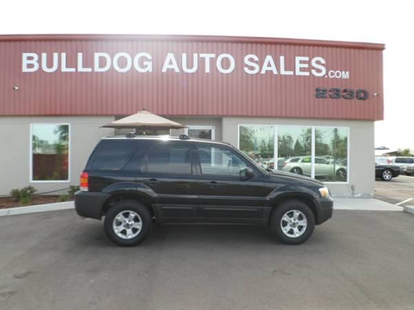 LABOR DAY SPECIAL 2007 FORD ESCAPE XLT