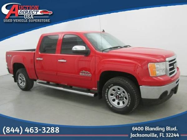 **2012 GMC SIERRA 1500 SL CREW..LOW PAYMENTS AND DOWNPAYMENTS..**