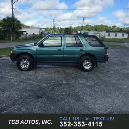 1995 Isuzu Rodeo Base