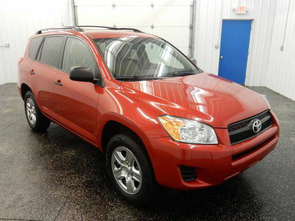 2011 *Toyota* *RAV4* Base I4 4WD - GET APPROVED TODAY!!!