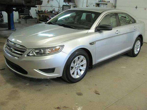 2011 *Ford* *Taurus* SE 4dr Sedan -EVERYONE IS APPROVED!!!