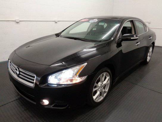 2013 NISSAN MAXIMA*LEATHER*MOONROOF*BOSE*HEATED SEATS*LOADED