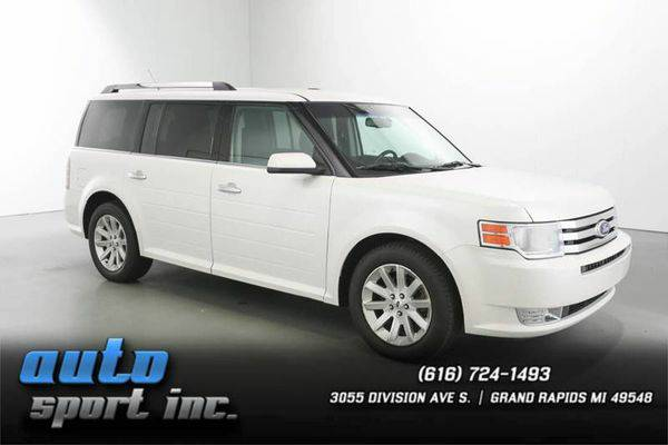 2012 *Ford* *Flex* SEL 4dr Crossover -☎️ CALL OR...