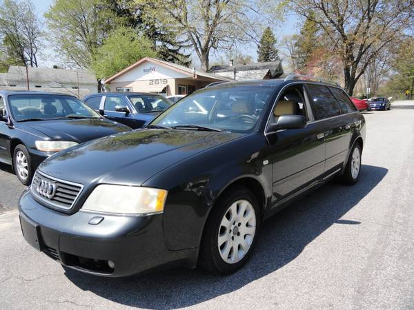 1999 Audi A6 Wagon Quattro AWD ** END OF THE MONTH BLOWOUT SALE **