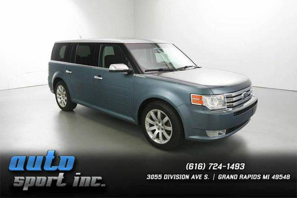 2010 *Ford* *Flex* Limited AWD 4dr Crossover -☎️ CALL OR