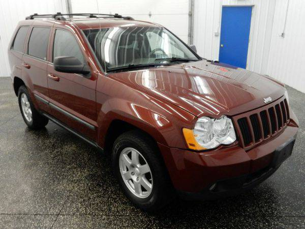 2008 *Jeep* *Grand* *Cherokee* Laredo 4WD - GET APPROVED TODAY!!!
