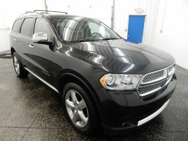 2013 *Dodge* *Durango* Citadel AWD - GET APPROVED TODAY!!!