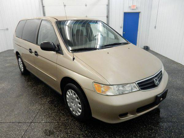 2002 *Honda* *Odyssey* LX - GET APPROVED TODAY!!!