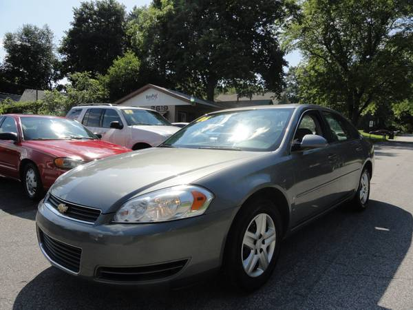2006 Chevrolet Impala LS ** NEW BODY ** SUPER CLEAN **