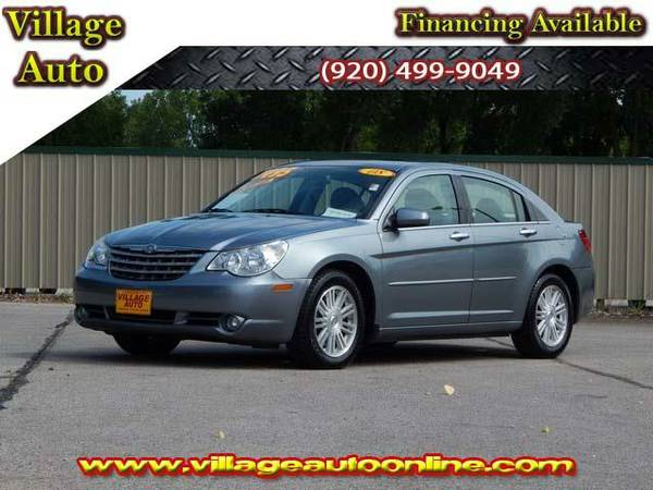 2008 *Chrysler Sebring* Limited *Low Miles* - Gray-TRADE INS WELCOME!