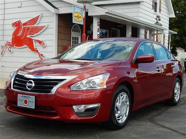 2015 *Nissan* *Altima* 2.5 S