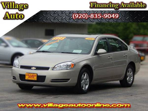 2008 *Chevrolet Impala* LT - Tan-TRADE INS WELCOME!