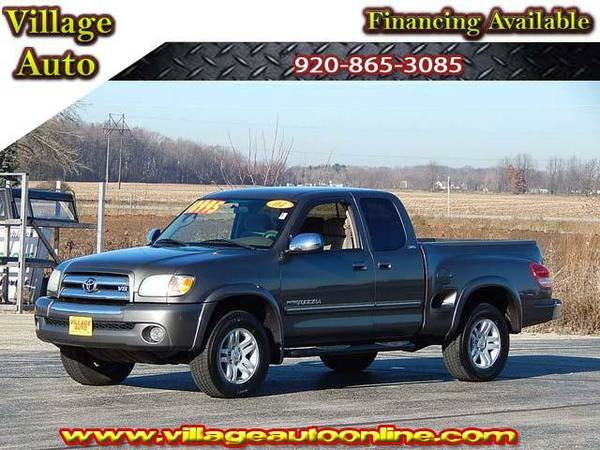 2004 *Toyota Tundra* SR5 Access Cab Flareside 4x4 *Reduced* -...