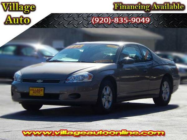 2006 *Chevrolet Monte Carlo* LT - Brown-TRADE INS WELCOME!