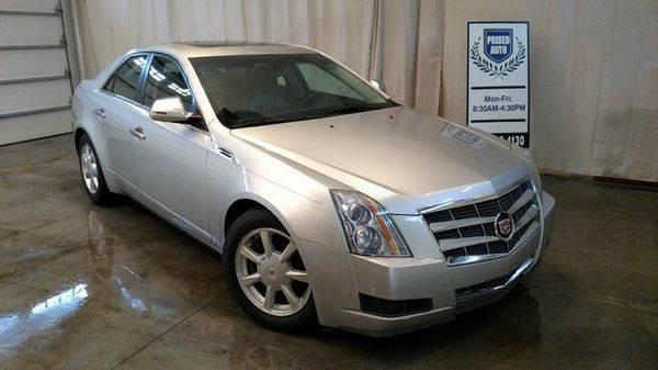 2008 *Cadillac* *CTS* 3.6L DI 4dr Sedan w/Navigation Package
