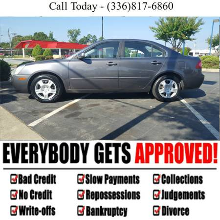 Kia Optima - 3 Year Warranty - Approval not based on Credit