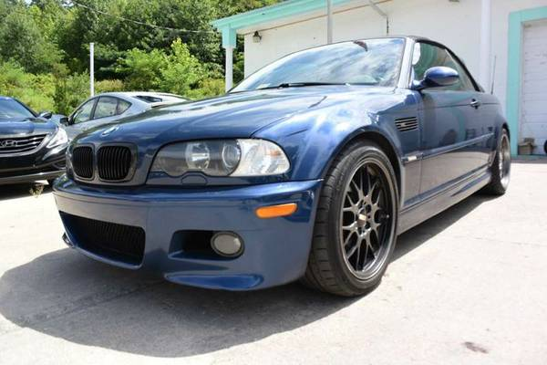 2006 BMW M3 **Convertible**