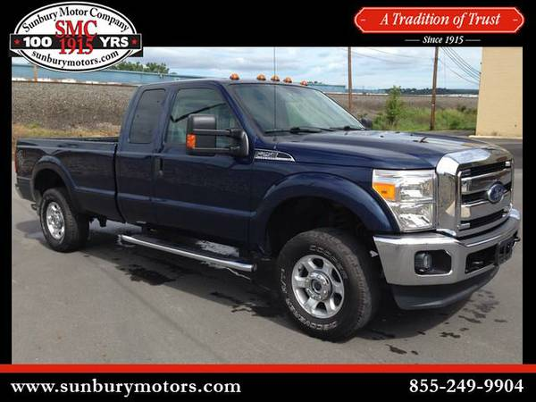 2013 Ford Super Duty F-250 SRW - *GET TOP $$$ FOR YOUR TRADE*