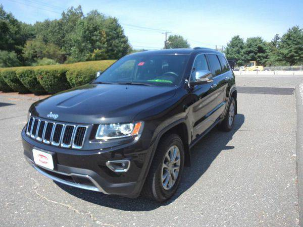 2015 *JEEP* *GRAND* *CHEROKEE* LIMITED - CALL/TEXT