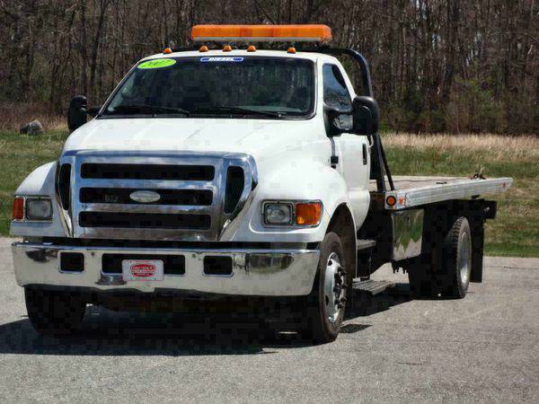 2007 *FORD* *F650* ROLLBACK TOW TRUCK - CALL/TEXT