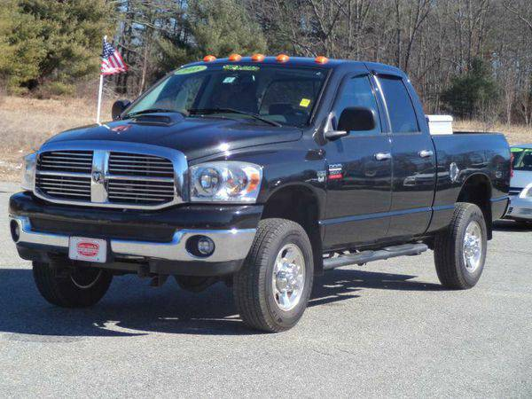 2008 *DODGE* *RAM* *QUAD* *CAB* QUAD CAB 2500 ST 4WD - CALL/TEXT