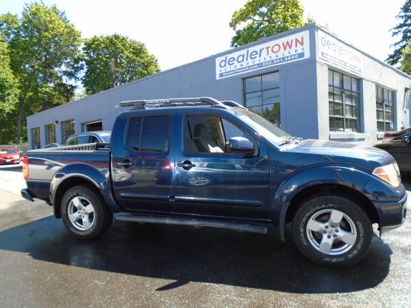2007 NISSAN FRONTIER SE ONLY 86,089 MILES