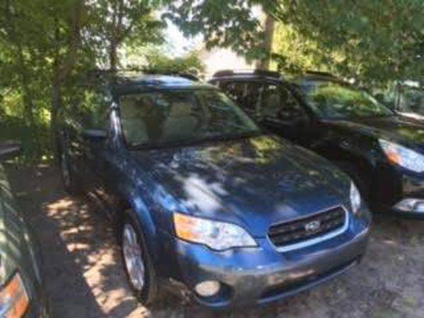 2006 *Subaru* *Outback* 2.5i AWD 4dr Wagon w/Manual - 1 YEAR...