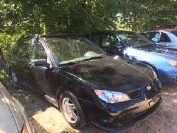 2006 *Subaru* *Impreza* 2.5 i AWD 4dr Wagon w/Manual - 1 YEAR...