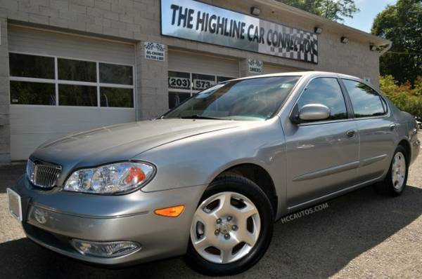 2000 Infiniti I30* ONLY 87K MILES!*LEATHER* SUNROOF* HEATED SEATS