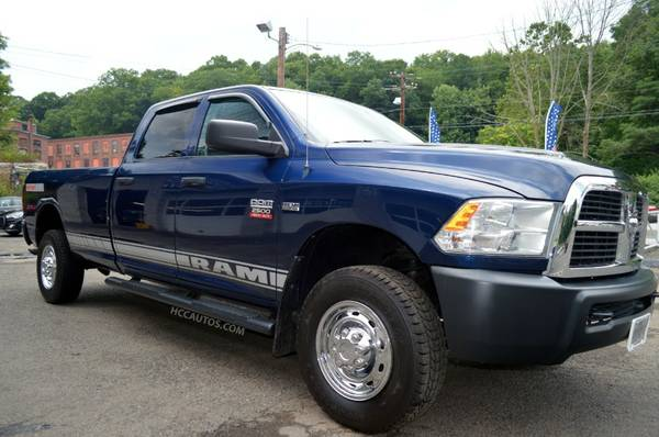 2012 Ram 2500 *4WD* 1 OWNER* ONLY 20,000 MILES!!!* 5.7L HEMI* TOW PKG