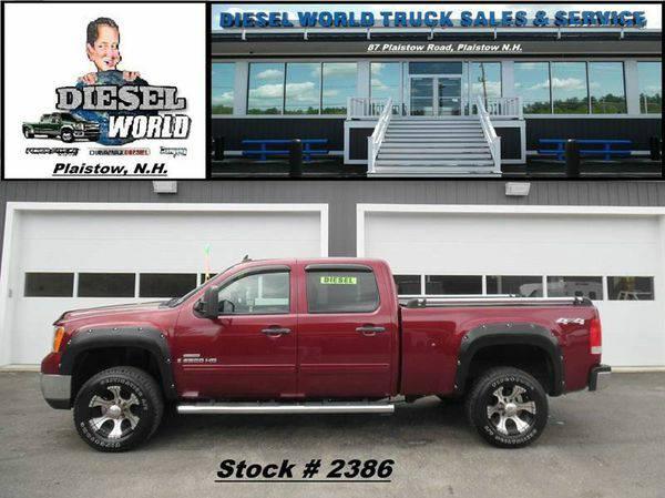 2009 *GMC* *Sierra* *2500HD* *Specialist in Diesel Trucks*