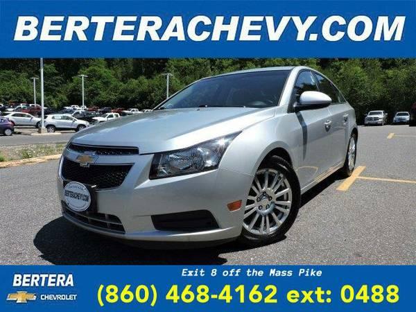 2012 *Chevrolet Cruze* ECO (Silver Ice Metallic)