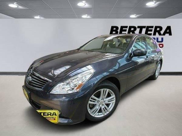 2013 *Infiniti G37 Sedan* x (Blue Slate)
