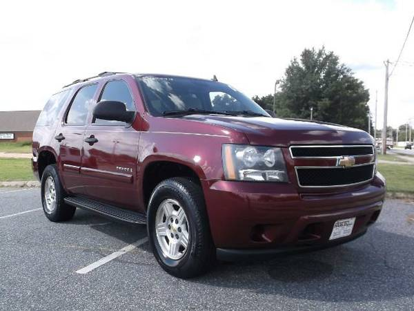 **APPLY*ALL CREDIT WELCOME* 2008 Chevrolet Tahoe LS